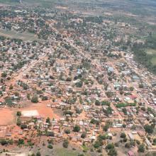 La ville de Maintirano