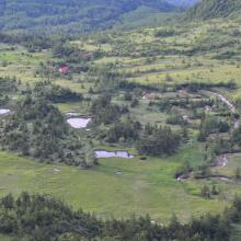 Overview of Yoshigadaira moor