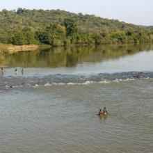 Fleuve Gambi-Koulountou