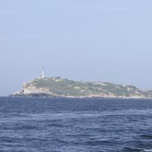 Landscape of Nanpeng Island