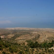 Zone littorale de Tildi
