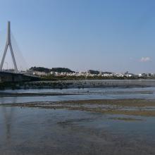 Manko from Haryu Bridge