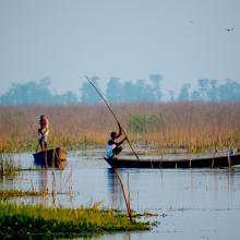 Fishers at Kabartal