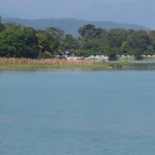 Landscape view of Asan