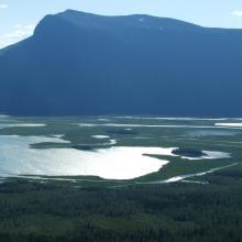 The Laidaure delta.