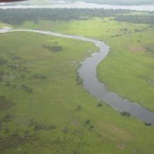Zones humides, forêts, Rivières et ressources du site