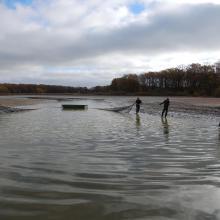 Activités économiques : pêche (CELRL)