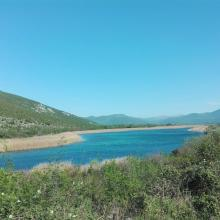 Lake Škrka