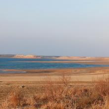 Kuymazar reservoir