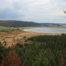 Belvédère des 2 lacs (Remoray/St-Point)
