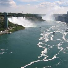 Niagara river corridor