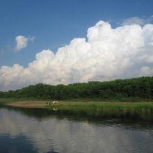 River paddlers