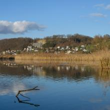 Klingnauer Stausee