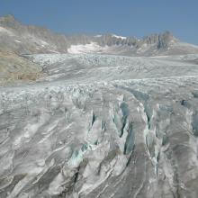 Rhône Glacier