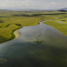 Bugdasheni Lake