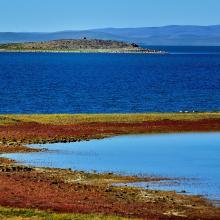 Zhaling lake