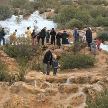 cascades de la grotte