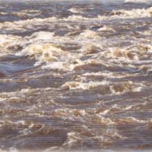 Cascades des rapides du Congo-Djoué
