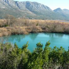 Modro oko Lake