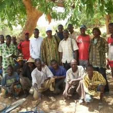 Comité des villageois, gestion du lac Wegnia