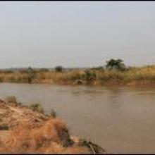 La rivière Lufira