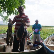 Pescadores El Jocotal