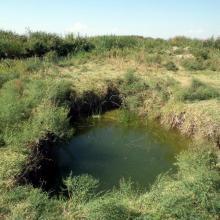 poth hole
