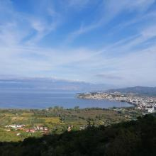 Ohrid lake and Studencisko blato