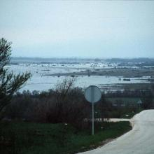 Figure 6 Route: Lusnic – Celebic – Donji Kazanci